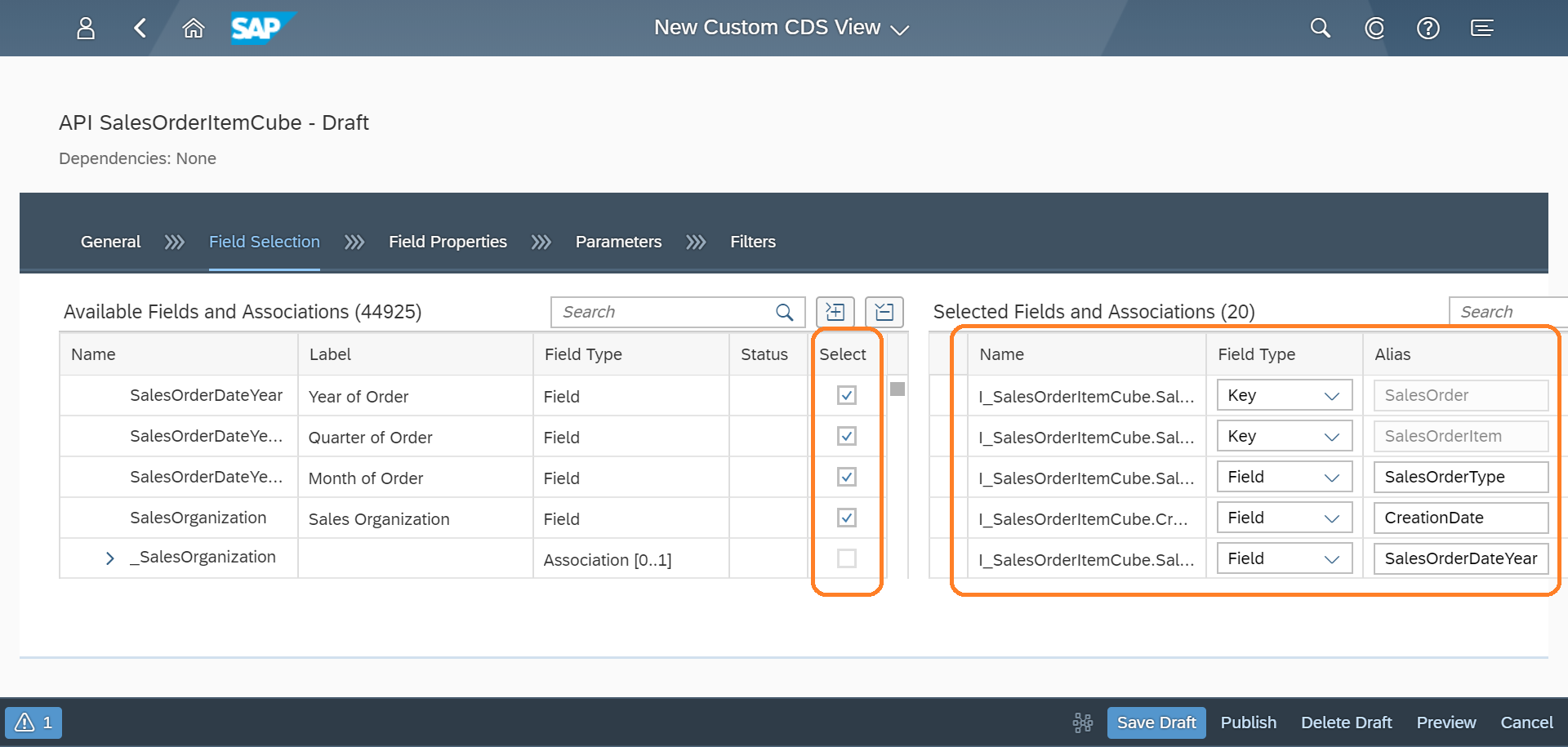 Custom CDS Views – Tiven's Blog